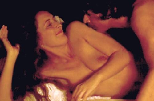 Fiona Shaw Nude